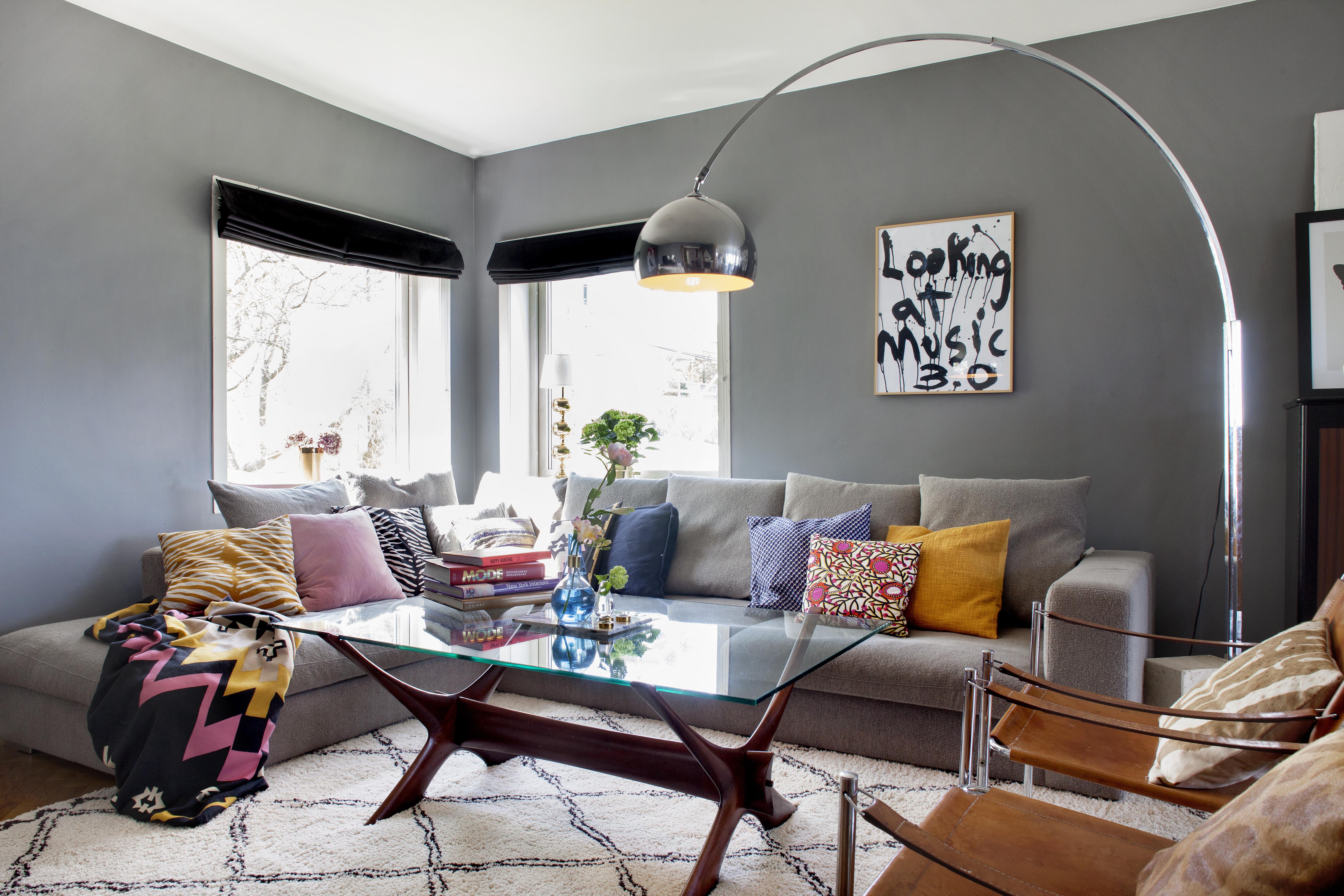 Bare ut Slik lyssetter du hjemmet - rom for rom | Huseierne CT-25