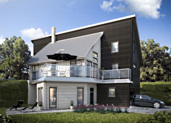 Kjøpe ferdighus fra sverige