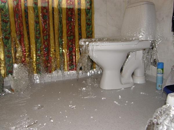 Vannskade forsikring if