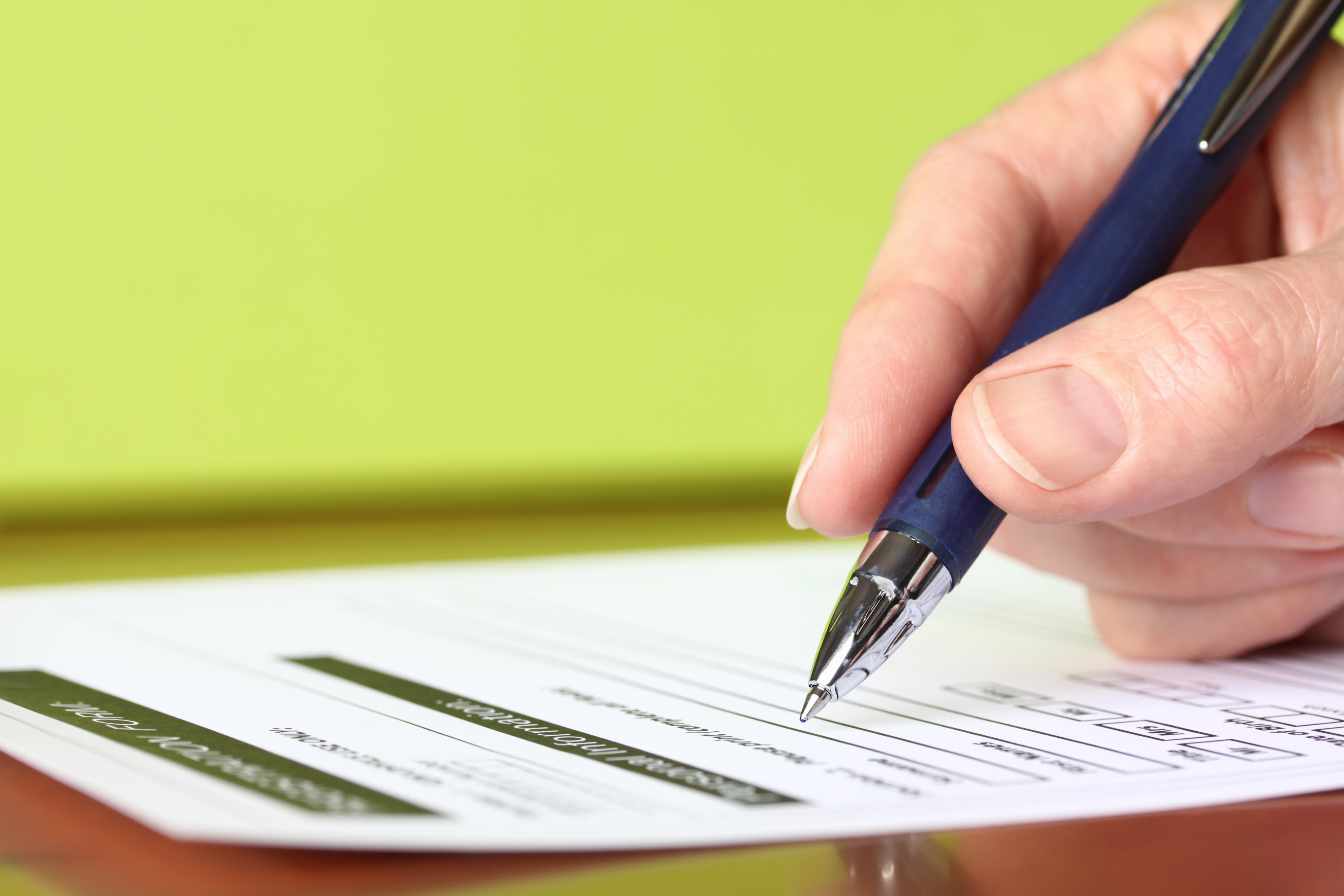 Bekjent kontrakt varsel