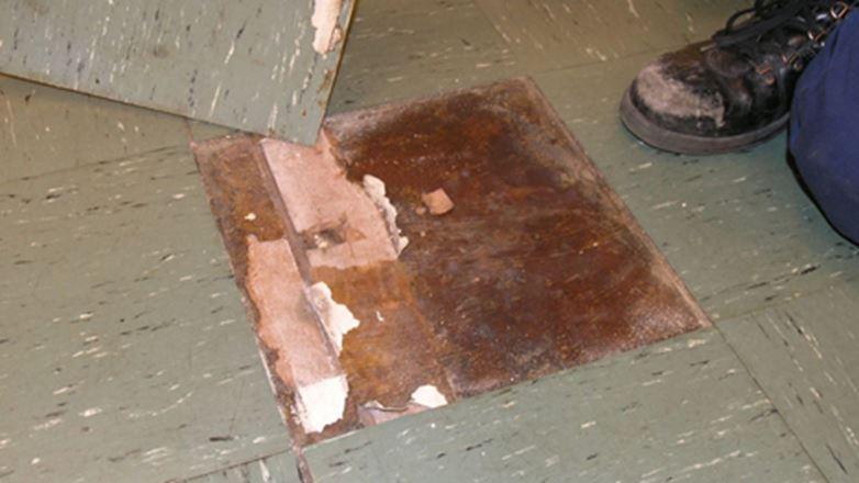 Favorit Se opp for asbest | Huseierne HI38