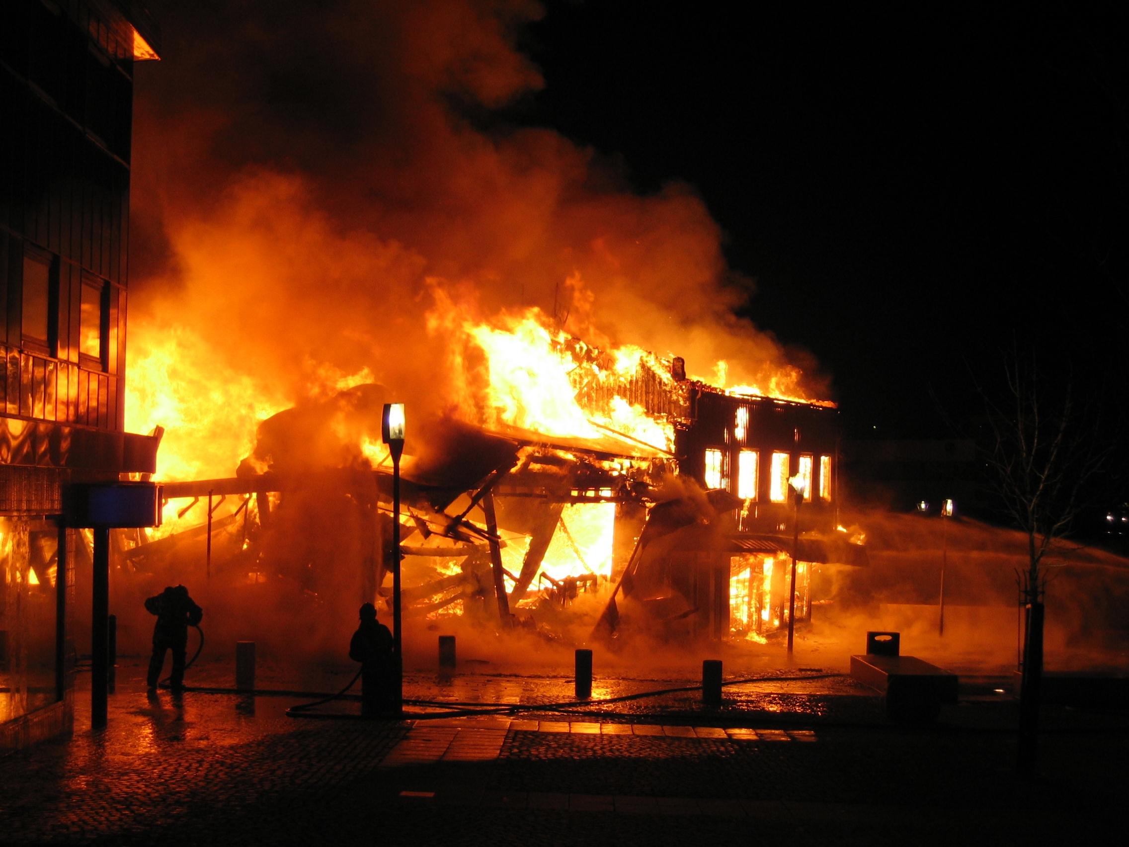Sjekk Brannsikkerheten Hjemme Huseierne